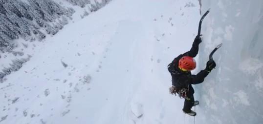 8 cascades de glace dans la journée ! (vidéo)