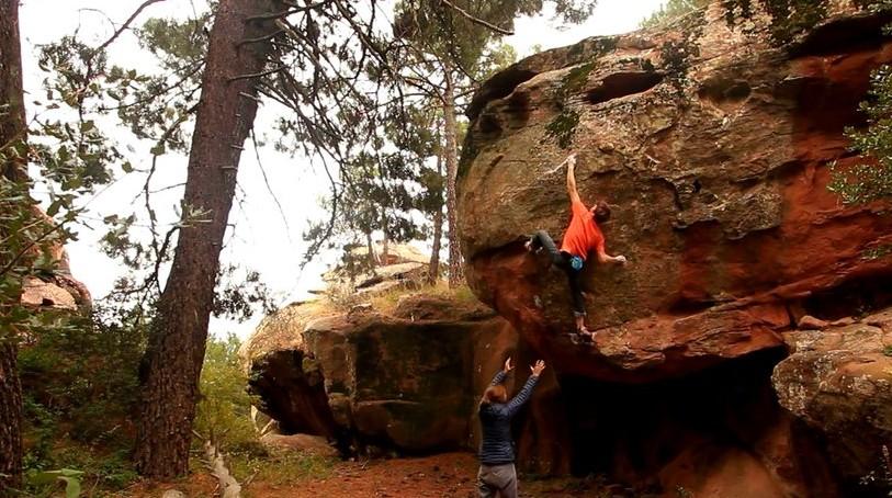 Nils Favre en Albarracin (vidéo)