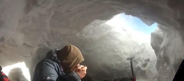 Nanga Parbet en hivernale et en vidéo