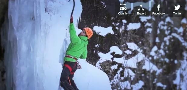 Ice Climbing 2014 Ecrins : la vidéo