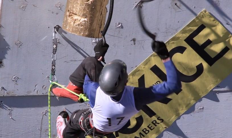 2014 Ouray Ice Festival en vidéo