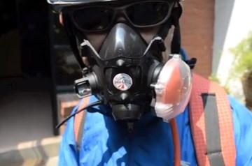 Nouveau masque Oxygène pour l'altitude Top Out