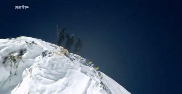 La fièvre de l'Everest (vidéo FR 52'12 )