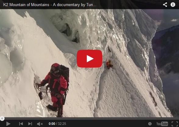 K2 la montagne des montagne – un documentaire par Tunç Fındık