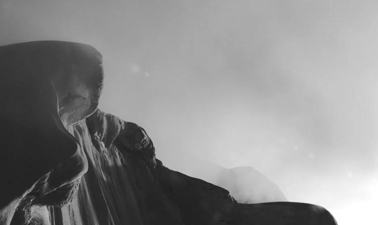 THE RIDGE  vidéo scénique au DENALI ALASKA