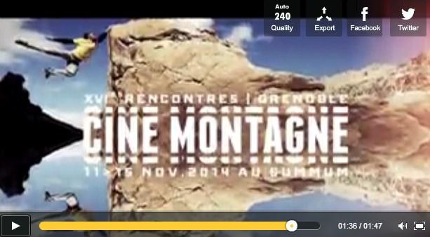Rencontres du cinéma de montagne 2011