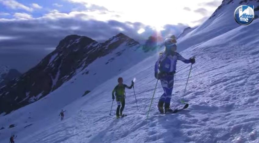 Ski-alpinisme – Teaser Ski Ecrins 2015