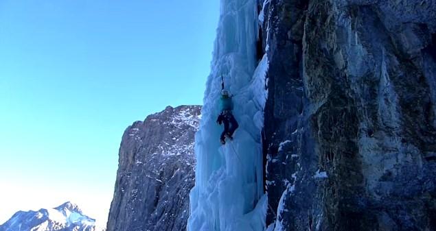Reborn – Cascade de glace dans les rocheuses canadiennes avec Tanja Schmitt et Matthias Scherer