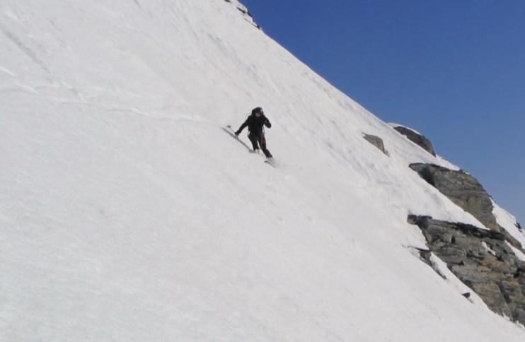 Ski de rando en Alaska