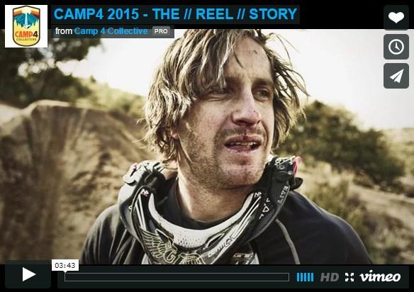 CAMP4 2015 de belles images (vidéo)