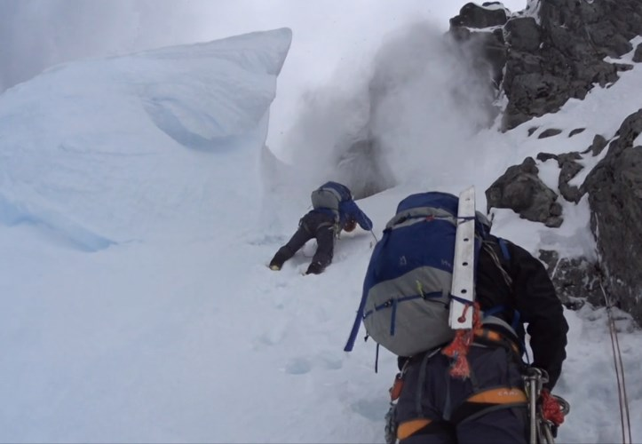 TEASER «Le boute et la corde – AntarcticAventure»