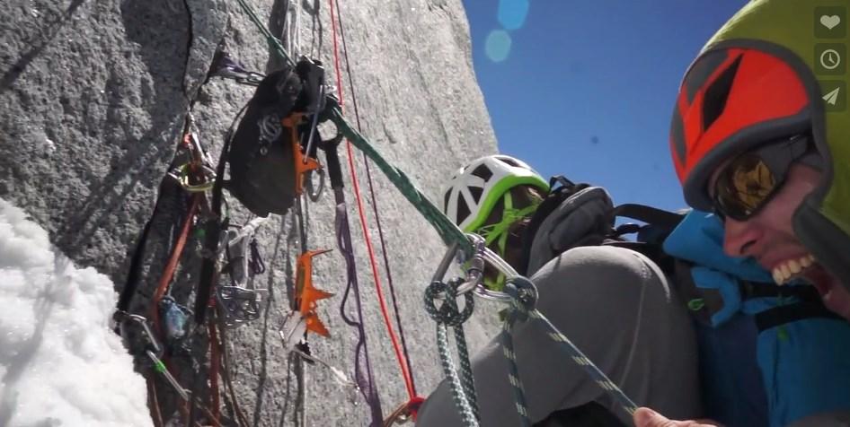 10 ans d'alpinisme en Patagonie avec Mikey Schaefer (eng)