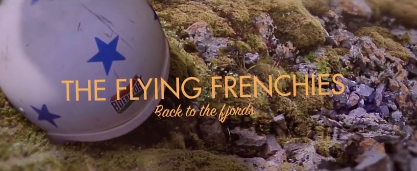 The Flying Frenchies – Back to the Fjords – Trailer