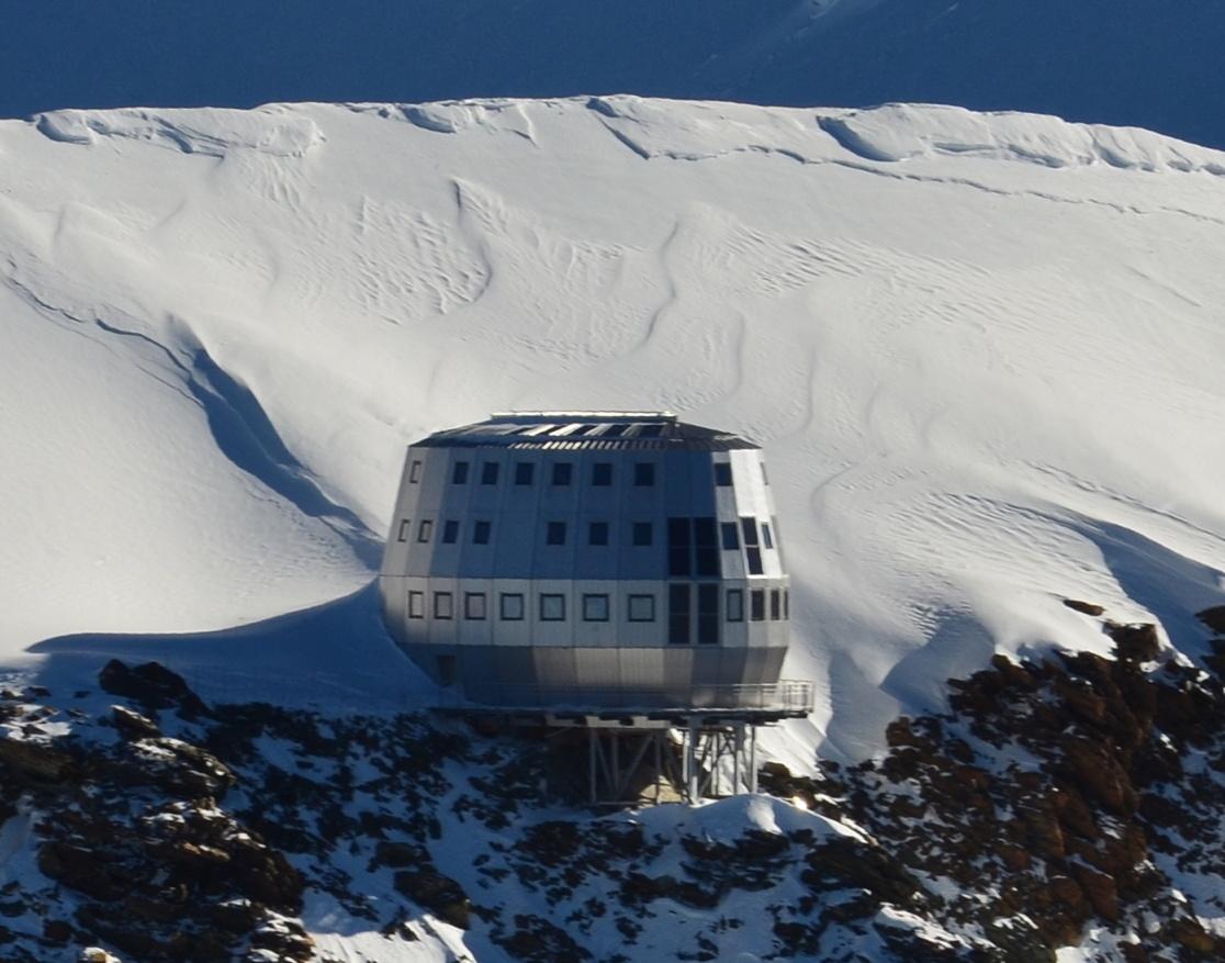 Trop chaud dans les Alpes ?