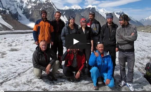 Khan Tengri 2014 en vidéo