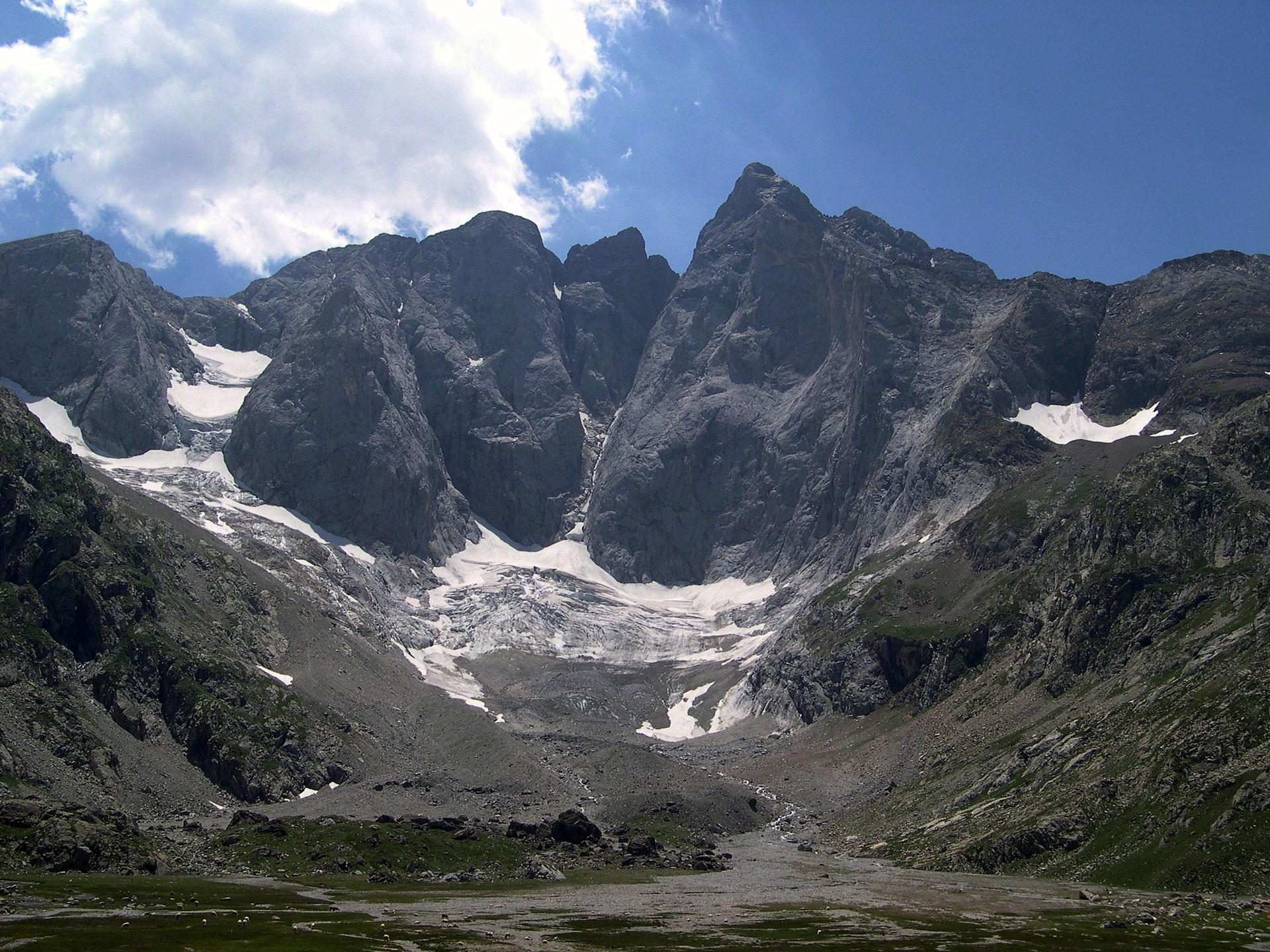 Randonnée au Vignemale (Pique Longue) 3298m