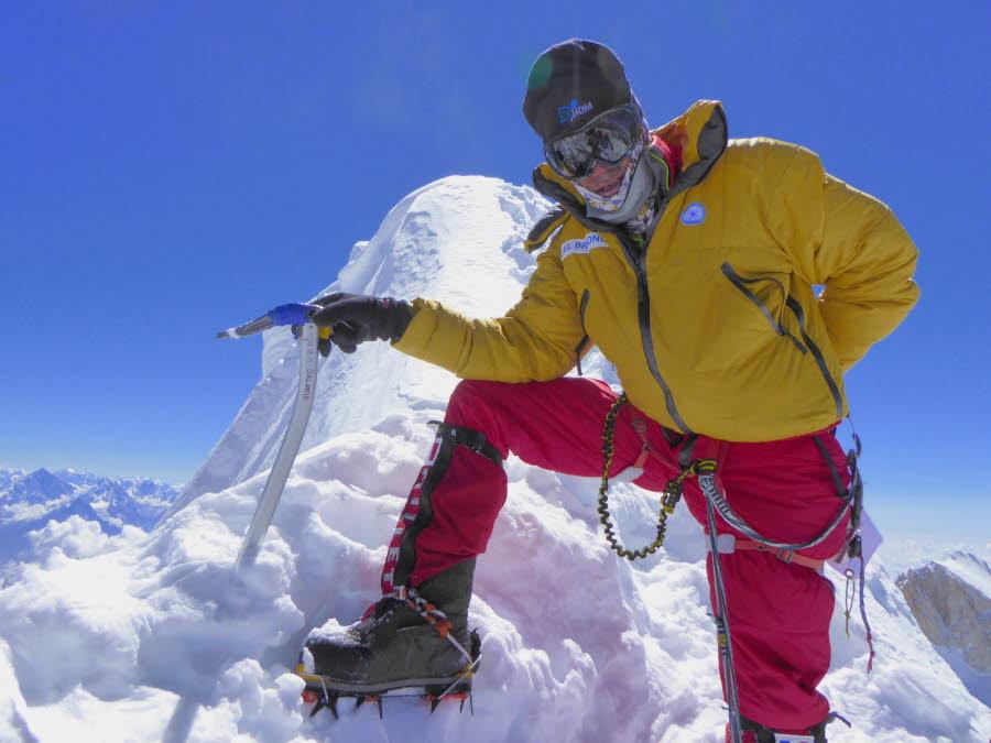 Jean-Luc Brémond rentré de sa terrible expédition : «C'est vrai que je reviens de loin»
