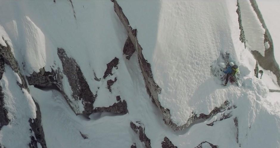 Citadel, Alpinisme en Alaska (eng)