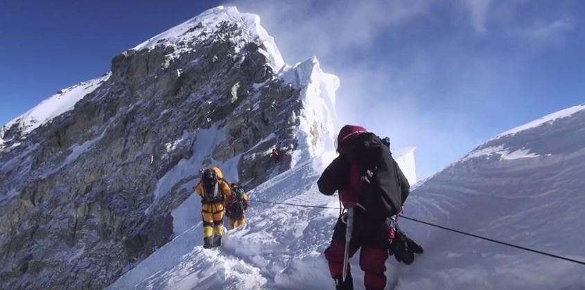 Everest On the Top – L'ascension de l'Everest versant népalais