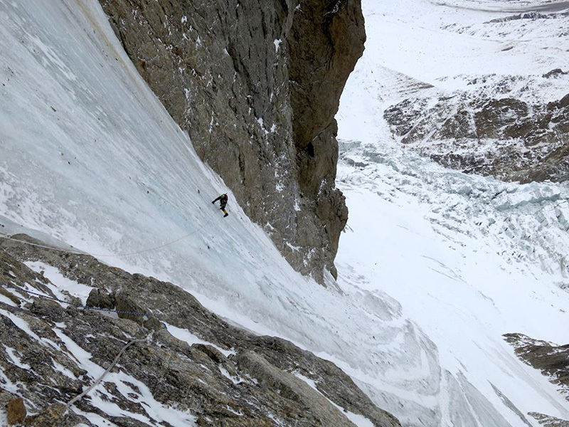 Quelques actualités des expéditions hivernales au Nanga Parbat en 2016