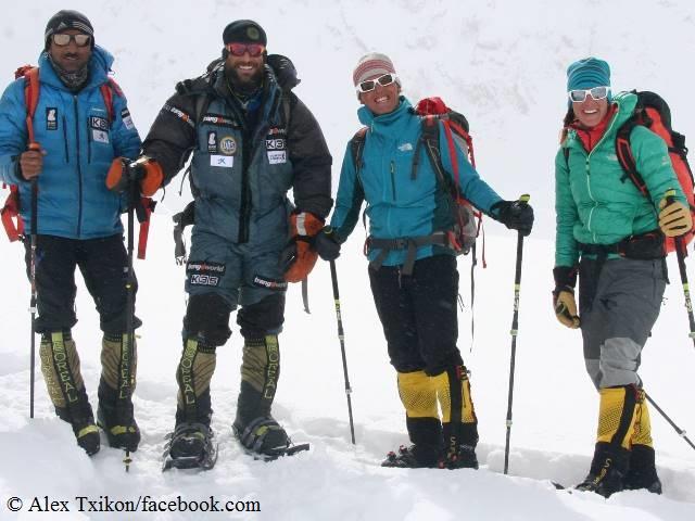 Première ascension Hivernale du Nanga Parbat 8126 m
