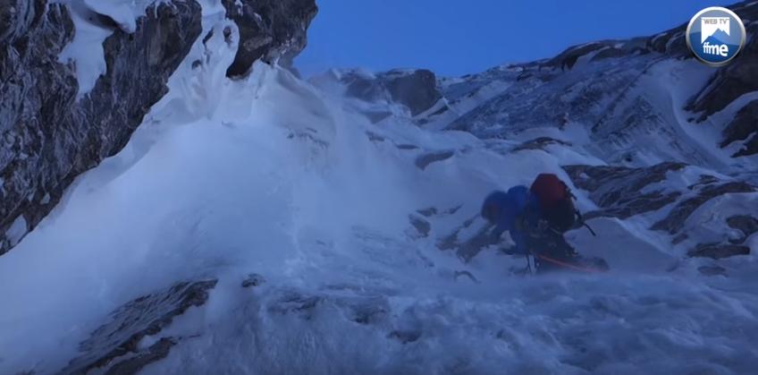 Alpinisme – Face Nord du Bokto – Bourse Expédition 2015 FFME