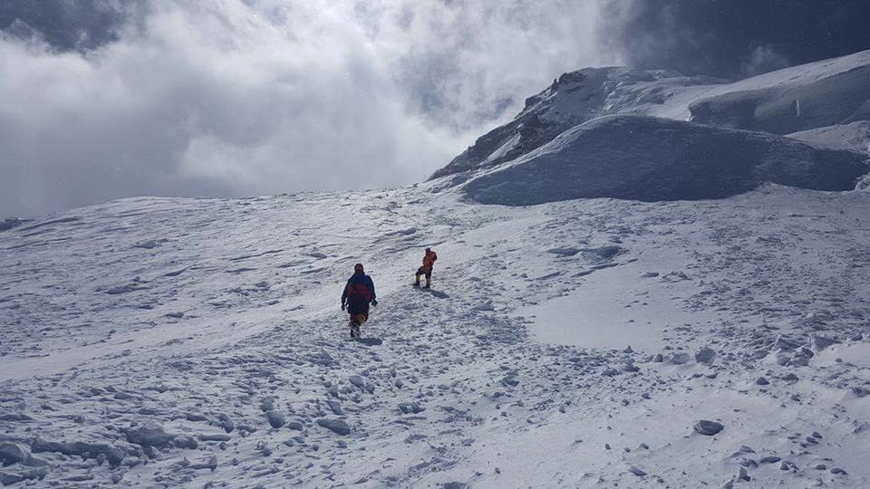 Et l'avalanche a balayé tous les rêves…par François Damilano