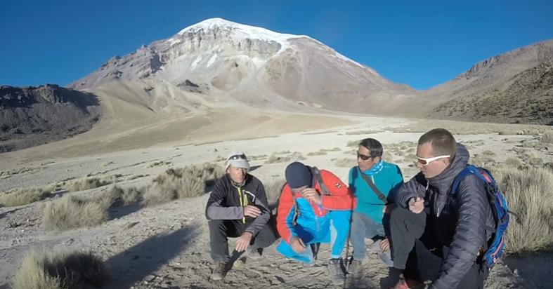 Expédition Bolivie 2016 – Partie 1 – A la découverte du pays avec Igor Jager, Sébastien Altan et Pascal Joalland