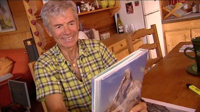 "Patrick Gabarrou ""l'Empereur des Alpes"""