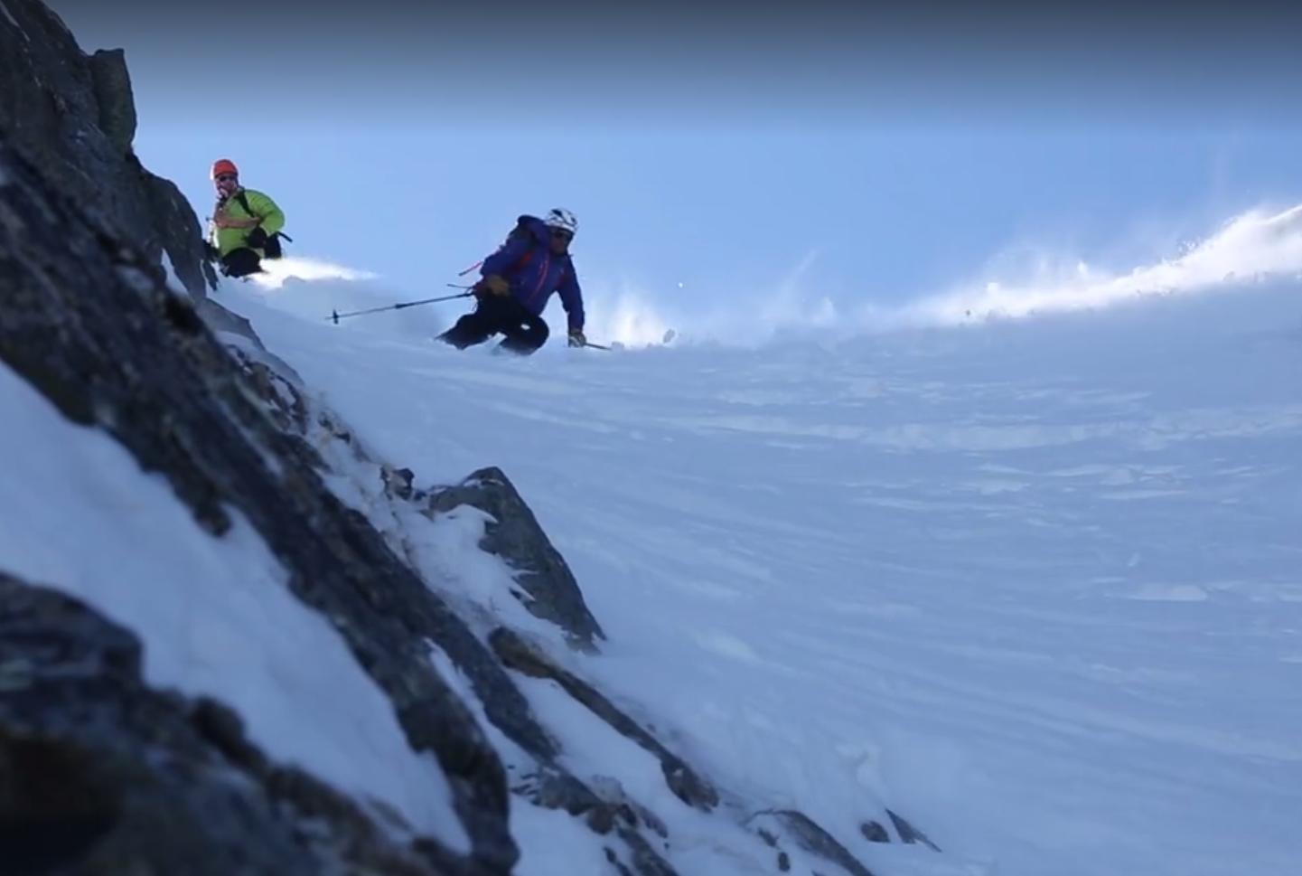 Skyfjord le film, à la découverte du Finnmark en ski !