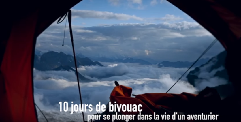 Jean Troillet, toujours aventurier en vidéo (FR)