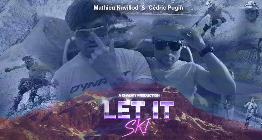 Let it ski EP1 : Dry dans l'pentu avec Quentin Chaumy et Cédric Pugin (vidéo)