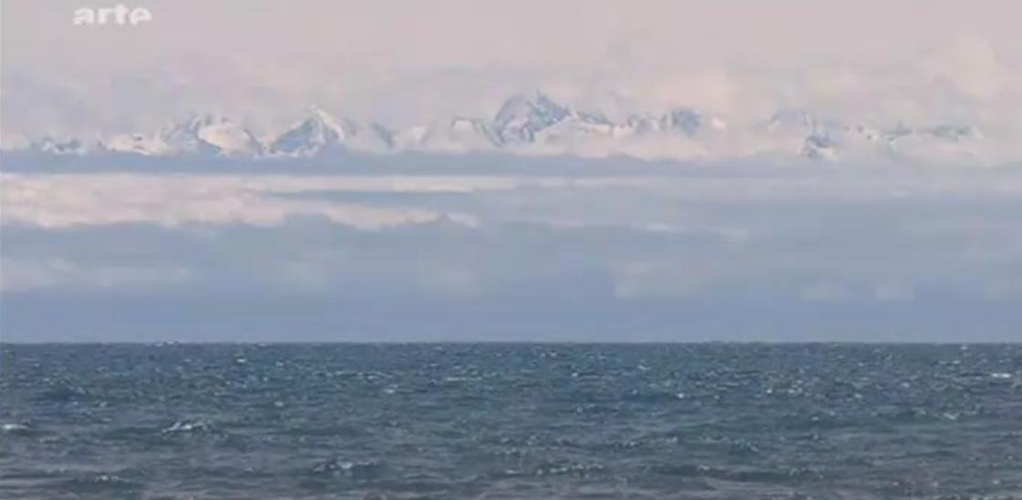 Ces lacs qui tutoient le ciel – Yssyk-Köl de Kirghizistan