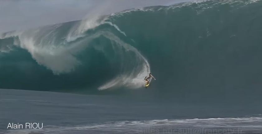 Teahupoo – les Grandes Jorasses du Surf en Polynésie française