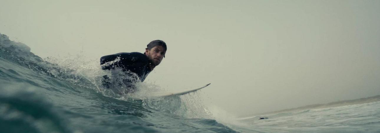 Mémoire d'un jour de surf ( réalisation Quentin Chaumy)