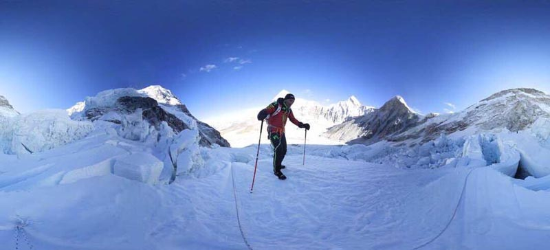 Le suisse Ueli Steck retrouvé mort à l'Everest