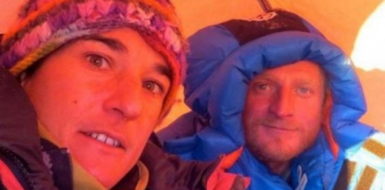 Sauvetage d'Elisabeth Revol au Nanga Parbat