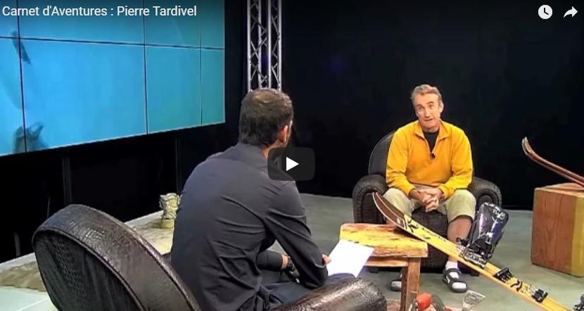 Carnet d'Aventures : entretien avec Pierre Tardivel