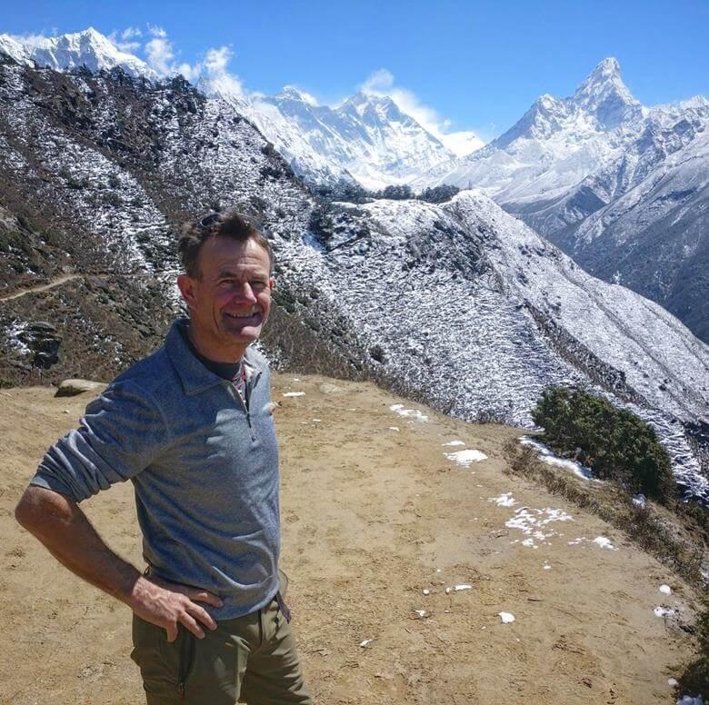 Ted Atkins décédé dans les Dolomites