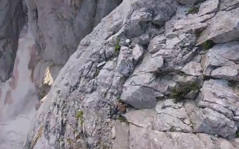 Pyrénées – Vignemale 3298m – Face Nord Classique par Igor Jager