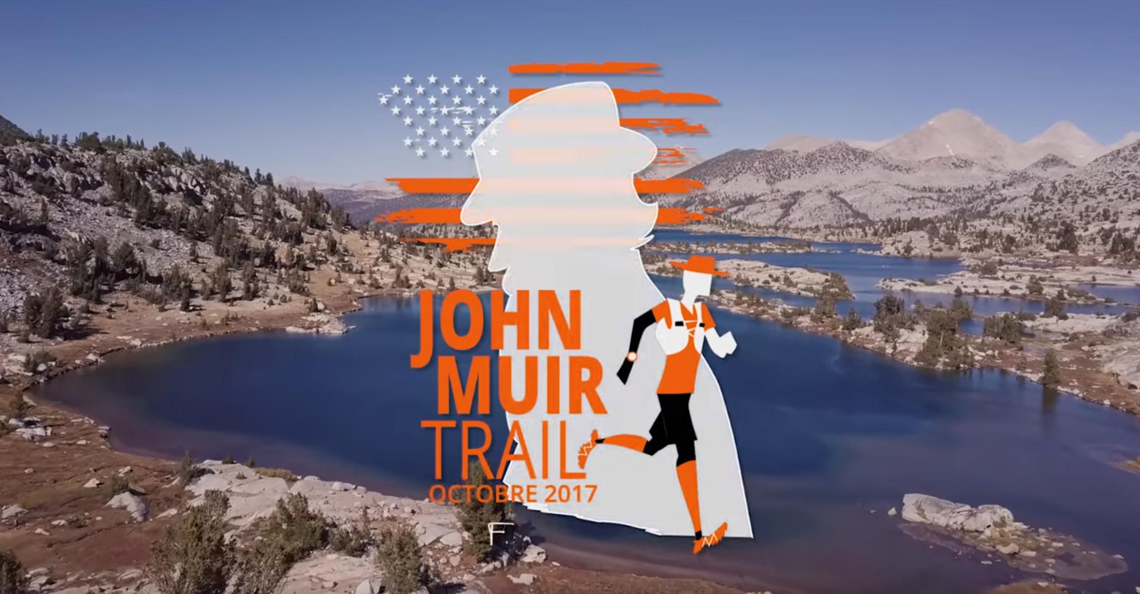 Le record de François D'haene sur le John Muir Trail en vidéo