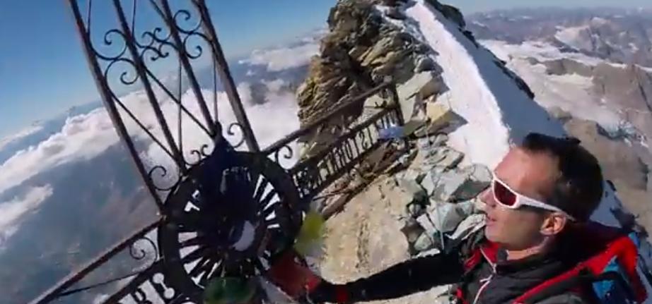 Alpes – Matterhorn – Cervino – Cervin 4478m – Arête du Lion en vidéo par Igor Jager