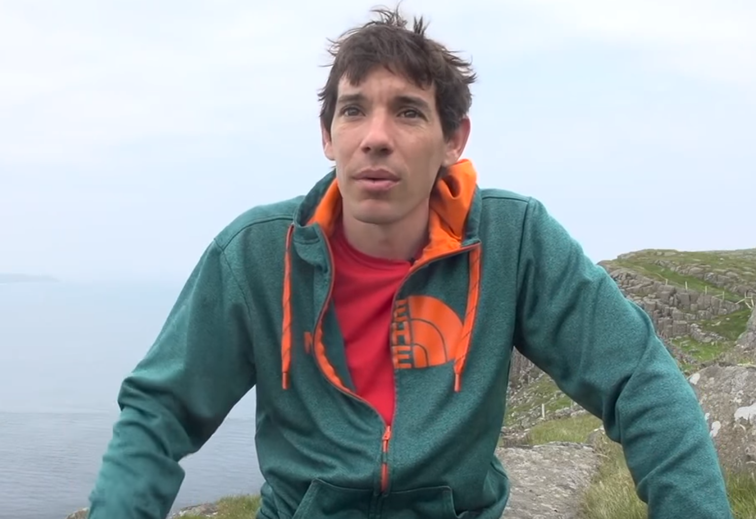 Le Free Solo D'Alex Honnold A Fair Head (FR)