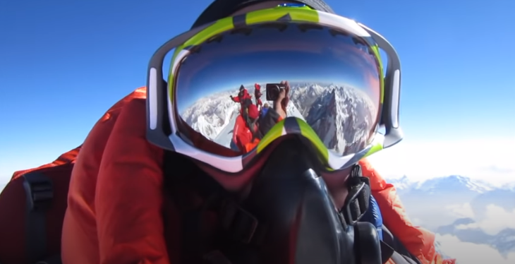 2014 sommet du K2 8611 mètres par Alan Arnette