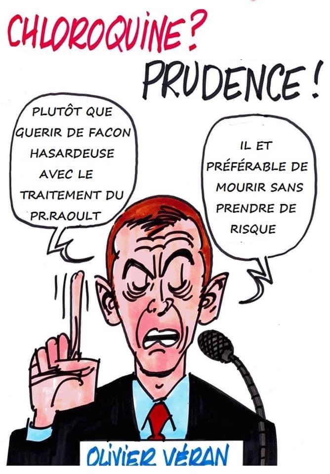 Coronavirus – la défaillance complète du gouvernement Français dans la gestion de la crise
